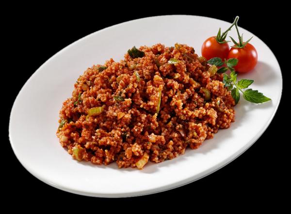 Arabischer Weizen-Salat