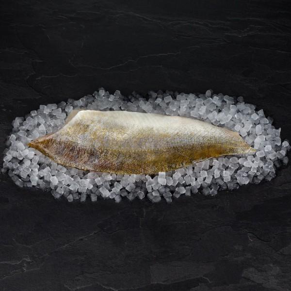 Holland Zanderfilet 100-300 g, Gebinde 1,0-1,2 kg mit Haut geschuppt