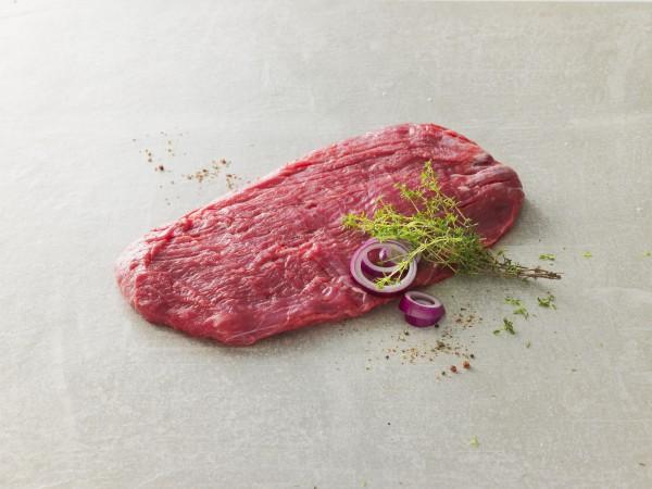 Irland Flank-Steak vom Jung-Weiderind, extra zart gereift, a ca. 1,5-2,0kg (2 Stück per Packung)