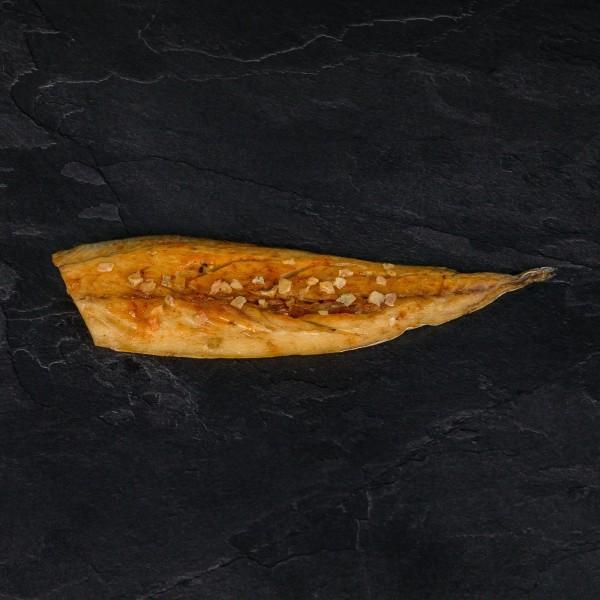 """Makrelenfilet """"Zwiebel"""", geräuchert 150g+"""