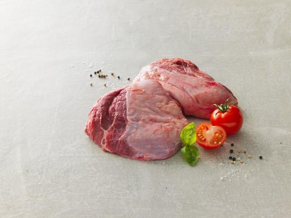 Irland Rinderbacken vom Jung-Weiderind (nicht eingeschnitten), extra zart gereift, ca. 1kg Packung v