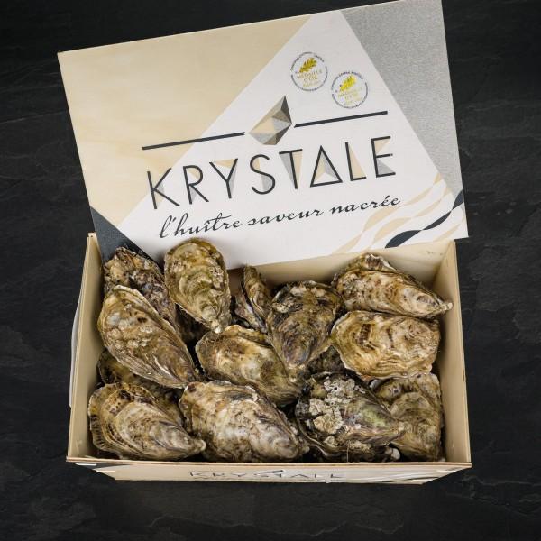 "Austern Spezial ""Krystale"", Größe ""2/G"", 24 Stück"