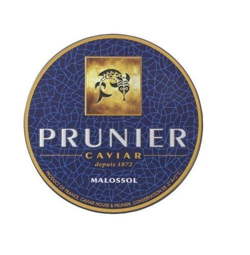 "Siberian Caviar ""Malossol/Pur Sel"" von ""Prunier"", frisch, 50g Dose"