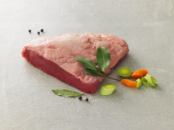 """Irland Tafelspitz """"Picanha"""" vom Jung-Weiderind, extra zart gereift, mit Fettabdeckung, a ca. 2-2,5kg"""