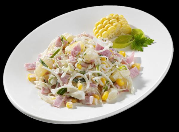 Frühlings-Salat