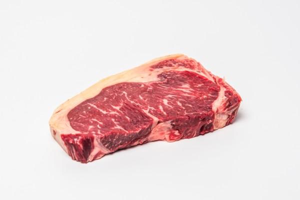 """Entrecôte gereift, portioniert """"Lomo alto Vaca"""" vom galizischen Freilandrind """"Dry Aged"""" ca. 350-450g"""