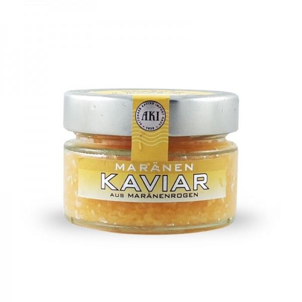Felchen/Maränen Kaviar, 50g Glas