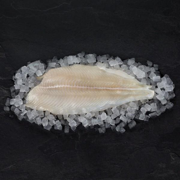 Island Rotzungenfilet 80 gr+, ohne Haut