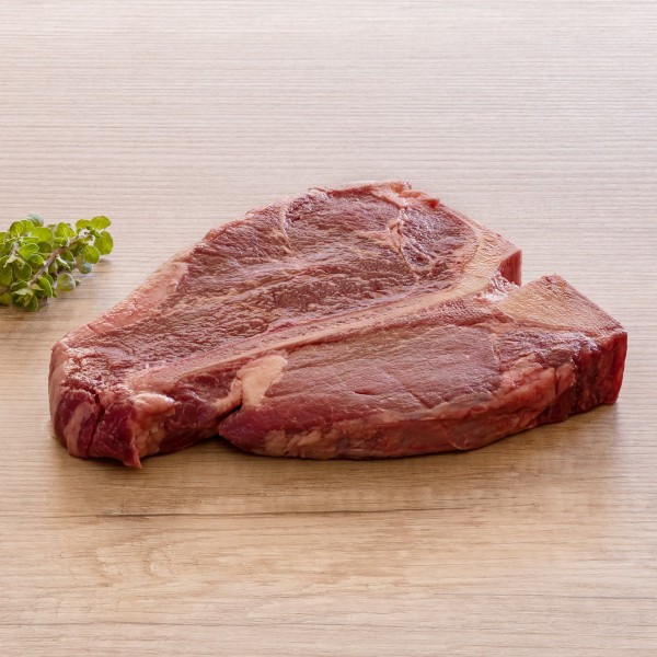Irland Porterhouse-Steak vom Jung-Weiderind, extra zart gereift, Stück a ca. 600-900g, vac.