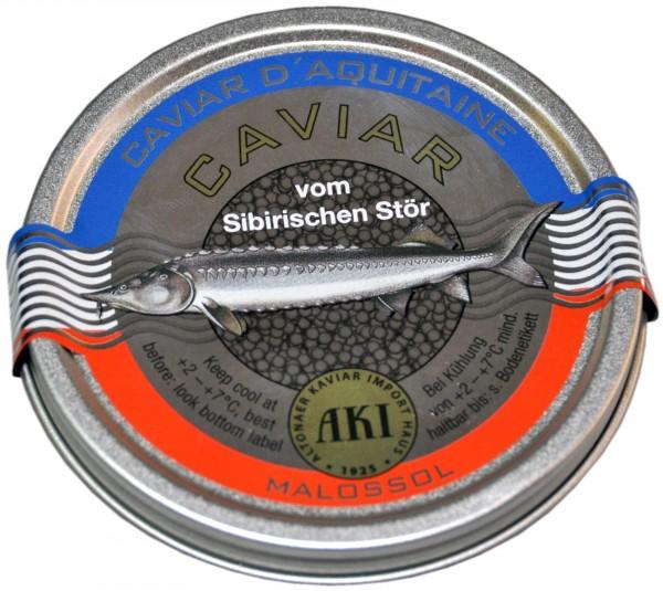Siberian Caviar d´Aquitaine, frisch, 50g Dose