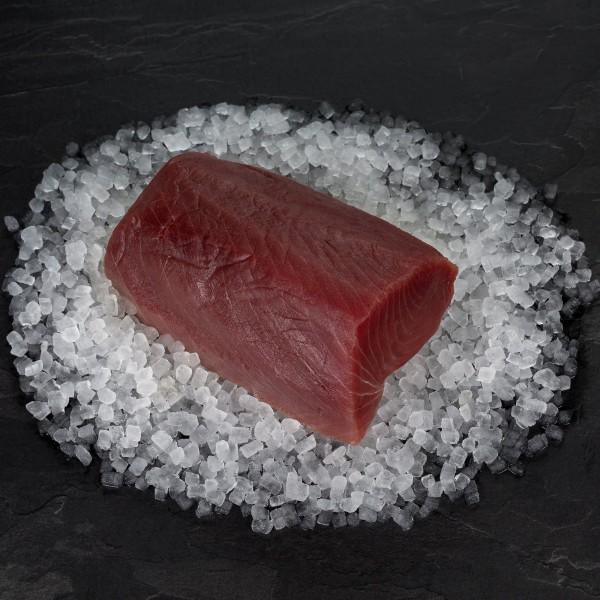 """Thunfischfilet """"Grade A"""", ohne Haut, vacuumiert"""