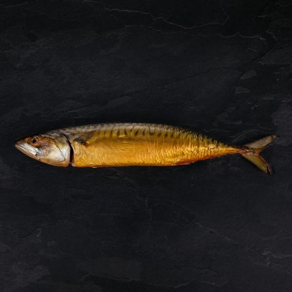 Makrelen geräuchert 300-400g, ausgenommen, 2,25kg Kiste