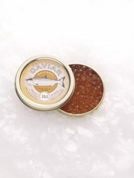 Keta Lachs Kaviar, frisch, 125g Dose