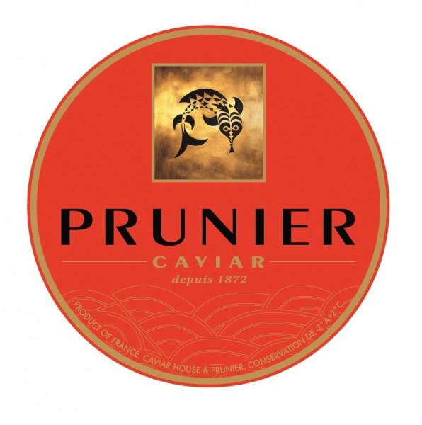 """Siberian """"Prunier"""" Caviar, frisch, 50g Dose"""