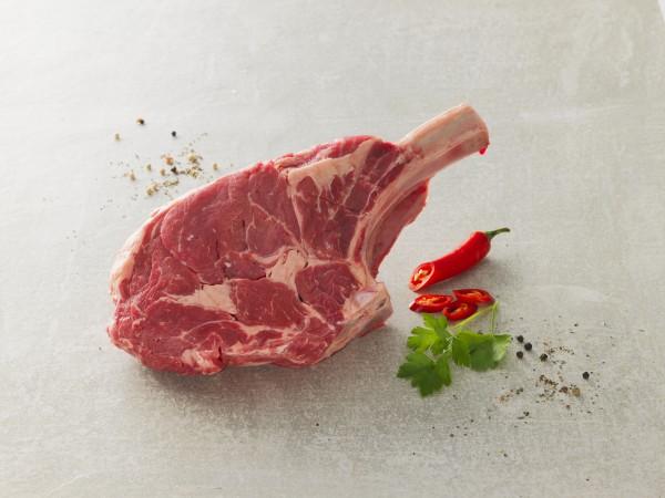 Irland Cote de Bouef-Steak vom Jung-Weiderind, extra zart gereift, Stück a ca. 0,8-1,2kg, vac.
