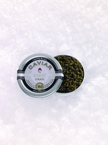 Ossetra Imperial Karat Caviar, frisch, 50g Dose
