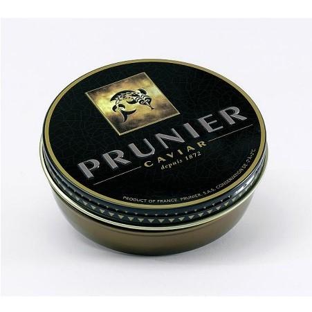 """Siberian Caviar """"Tradition"""" von """"Prunier"""", frisch, 50g Dose"""