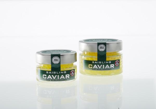 Saibling Kaviar, 50g Glas